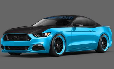 FMC � ������-������ Petty's Garage �������� ������ ����� Mustang GT