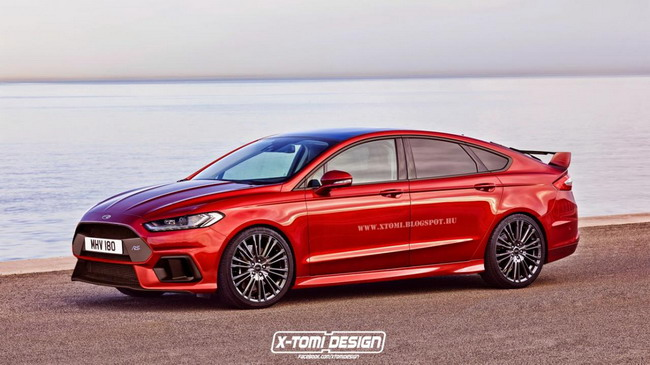 Ford Mondeo RS от X-Tomi Design