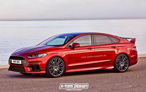Ford Mondeo RS �� X-Tomi Design