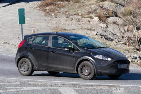 ������������ Ford Fiesta