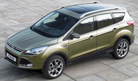 Стартовали заказы на новую версию Ford Kuga