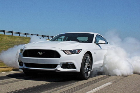 ���� ���������� �������� 2015 Mustang [�����]