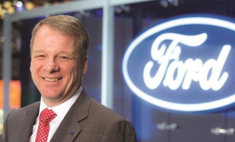 Марк Овенден назначен на должность президента Ford Sollers