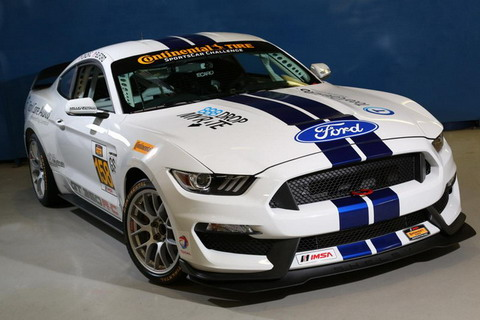 Ford Shelby GT350R-� �������� ����������