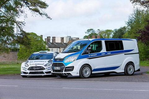 ������� Ford Transit � ����� �����-���