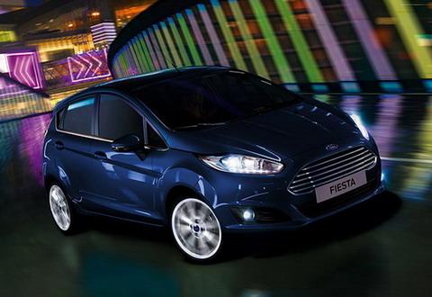 ����� Ford Fiesta �� 449 000 ������
