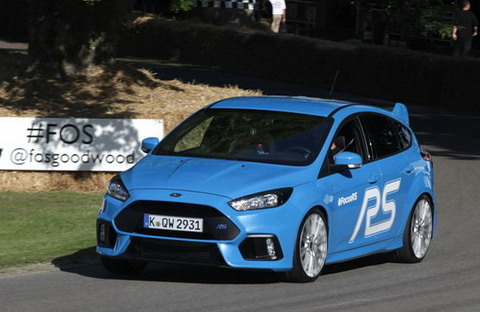 ��� ���� ������������ ���������� Focus RS