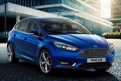 ����� Ford Focus ������� ����� ��������� EcoBoost 1,5 �