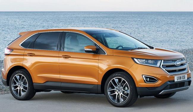 Доля SUV в российских продажах Ford растет
