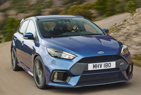 Ford ����������� ����� ������� � ������������ �������� ������ Focus RS