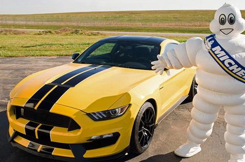 Ford и Michelin объединились для разработки специальных шин