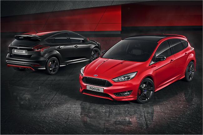 Ford Focus Sport представлен в Эссене