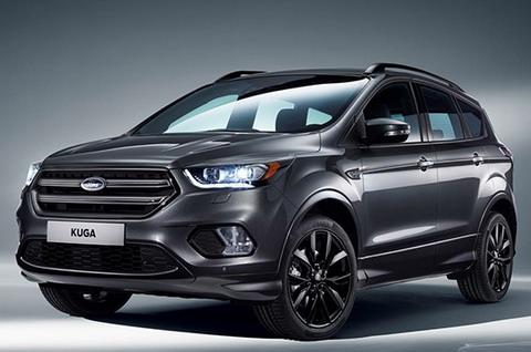 Ford ���������� ����� ��������� Kuga