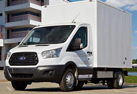Ford Sollers начал экспортные поставки Transit в Казахстан
