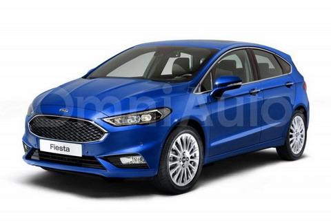 ����� Ford Fiesta ���������� � 2016 ����