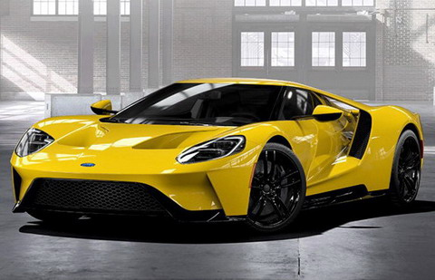 ����� 6 000 ����������� ������ ������-������ �� Ford GT