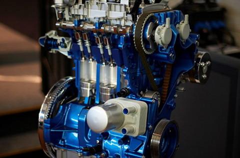 1,0-литровый Ford EcoBoost стал лучшим двигателем 2016 года