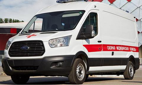 Ford Sollers поставит в Казахстан партию автомобилей скорой помощи