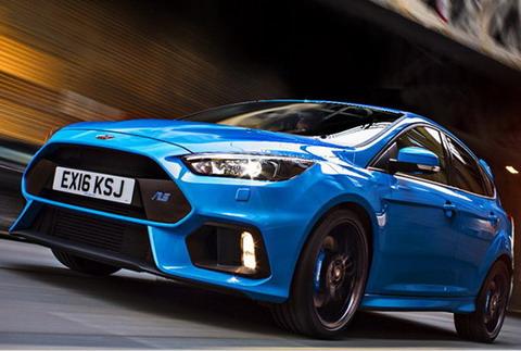 Focus RS получил новую версию мощностью 375 л.с.