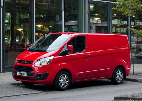 В России начнутся продажи двух новых коммерческих моделей Ford