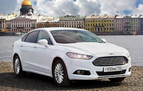 Ford Mondeo и Ford Kuga стали доступнее
