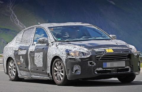 Новый седан Ford Focus 4 для США будут собирать в Китае